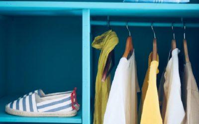 How To Makeover A Tiny Closet