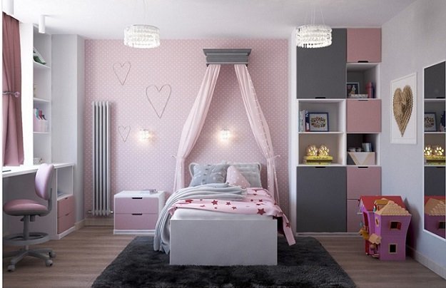Transform Your Child's Room With Custom Cabinets